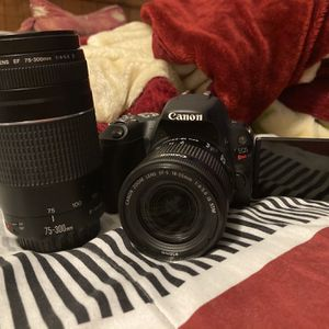 Canon Sl2 Professional Camera for Sale in Germantown, MD