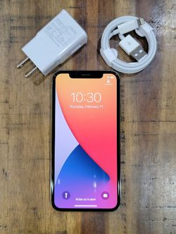 IPhone X Unlocked 64gb for Sale in Lynnwood,  WA
