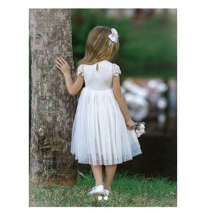 Off White Flower Girl Dress for Sale in Sacramento, CA