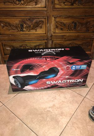 Swagtron t3 hoverboard for Sale in Scottsdale, AZ