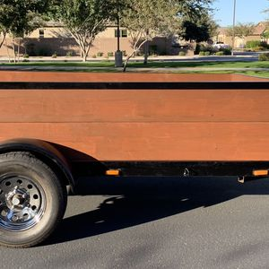 Utility Trailer for Sale in Sacaton, AZ