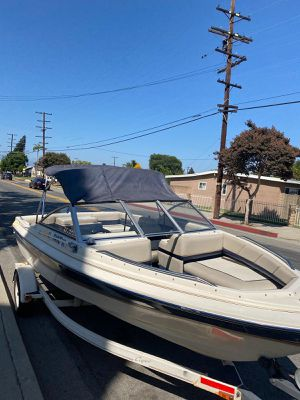 1997 Bayliner boat fully serviced. Ready for water today for Sale in Pico Rivera, CA
