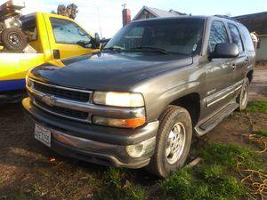 2002 Chevrolet tahoe for Sale in Sanger, CA