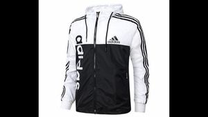Brand new black and white adidas jackets/hoodie for Sale in Miami Shores, FL