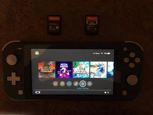 Nintendo switch lite for Sale in Bullard, TX