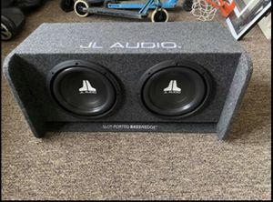 JL Basswedge Box Kicker Amp for Sale in Altoona, PA