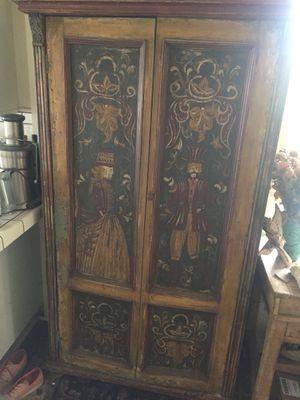 Antique Cabinet for Sale in Santa Monica, CA