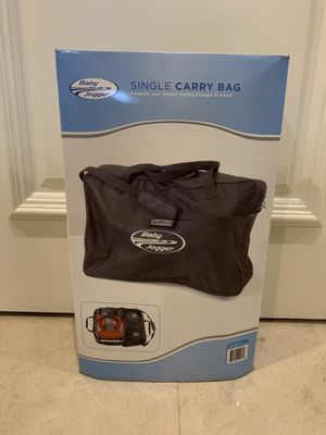 Baby Jogger single city select carry bag for Sale in Coral Springs, FL