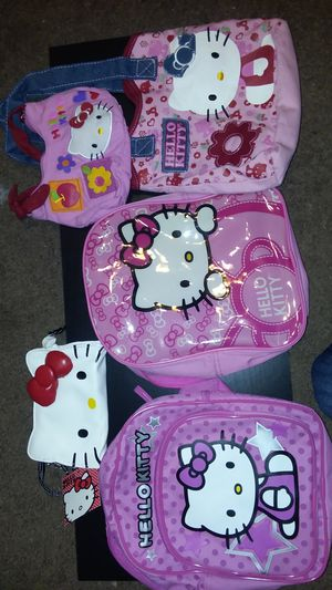 FIVE Hello Kitty by Sanrio Bags / Purses for Sale in Baltimore, MD
