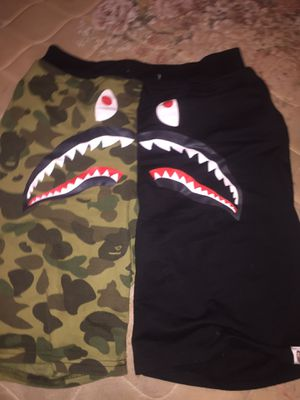 Bape shorts! for Sale in Columbus, OH