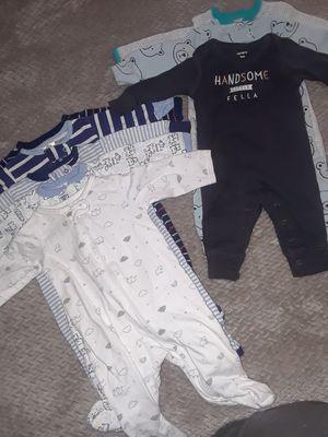 Baby Boy Pajamas for Sale in Stockton, CA