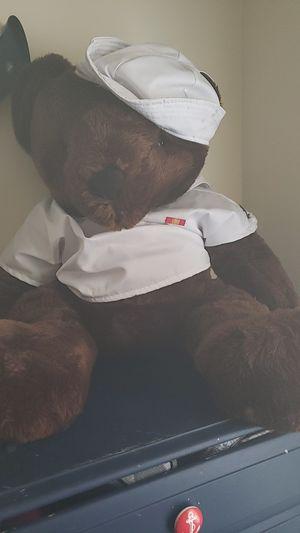 Giant sailor bear for Sale in Virginia Beach, VA