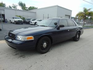 2007 Ford Police Interceptor for Sale in Holly Hill, FL