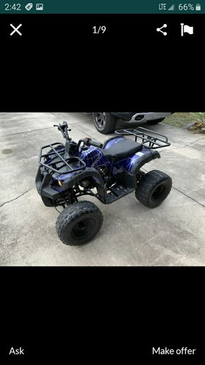 125cc with reverse for Sale in Port Charlotte, FL
