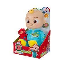 COCOMELON Plush Bedtime JJ Doll, 10IN with Sound for Sale in Los Angeles, CA