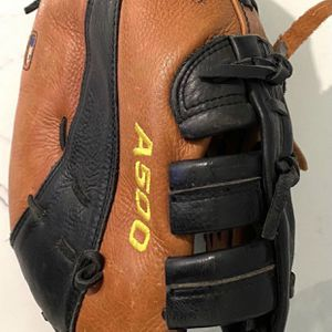 "A500 12"" lefty first base mitt for Sale in San Dimas, CA"