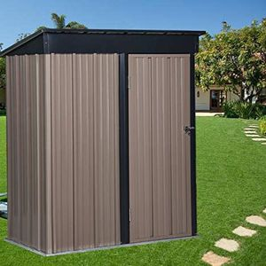 Brand New 5x3 Outdoor Metal Storage Shed for Sale in Fullerton, CA