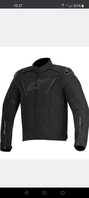 Alpinestars motorcycle jacket size L. for Sale in San Marcos, CA