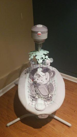 Fisher price infant swing for Sale in Virginia Beach, VA