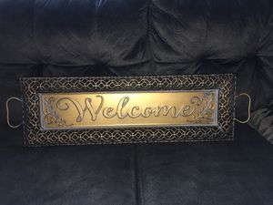 Welcome decor for Sale in Henderson, NV