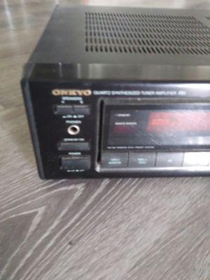 Onkyo receiver amplifier TX-910 for Sale in San Bernardino, CA