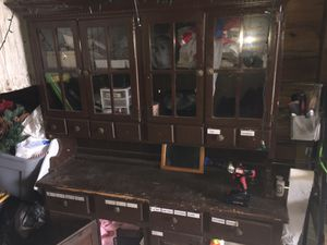China cabinet buffet for Sale in Corpus Christi, TX