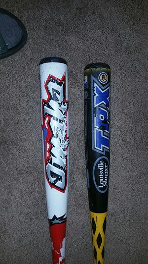 "TPX besr bats 33""30""-3 for Sale in Corona, CA"