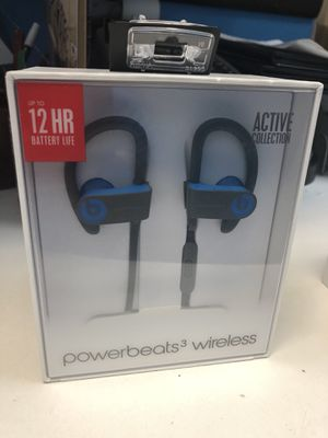 Powerbeats 3 new in box for Sale in Burnsville, MN