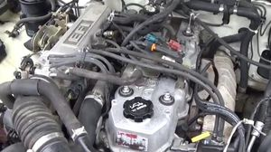 22r engine , 1988 pick up / 4runner automatic for Sale in Redwood City, CA