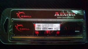 G.Skill Aegis 1x16GB DDR4 RAM for Sale in Waseca, MN