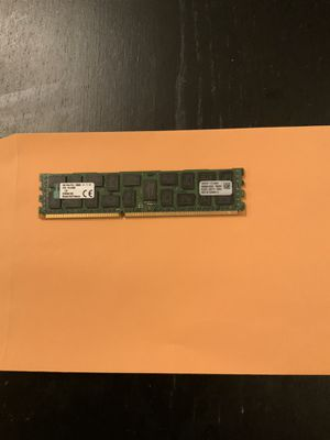8 GB DDR3 DESKTOP RAM for Sale in Chicago, IL
