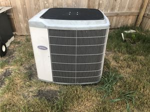 2.5 Ton R-22 Condenser Carrier AC Unit for Sale in Austin, TX