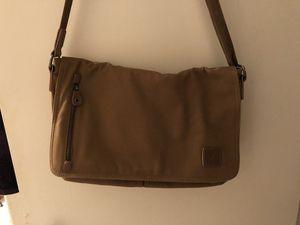 Canvas Messenger Bag for Sale in Las Vegas, NV