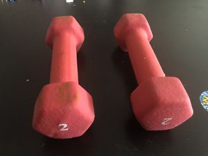 Dumbbell 2lb for Sale in Pittsburgh, PA