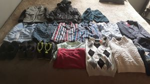 Size 4t kids clothes boots sweaters shirts jackets for Sale in Duluth, GA