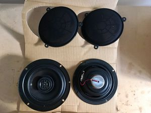 Stock fairing speakers out of 2014 Street Glide for Sale in Littleton, CO