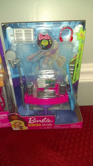 New Barbie Accessories Set - Music Set for Sale in Nashville, TN