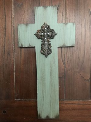 Cross - Wall Decor for Sale in Gahanna, OH