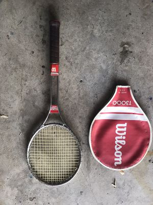 Wilson & Mag1 tennis rackets for Sale in Rocky Hill, CT