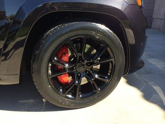Jeep Grand Cherokee rims Rubicon Liberty Compass Wheels Renegade Overland Wrangler for Sale in South Gate,  CA