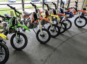 110cc/125cc Apollo DB34 Dirt Bikes for Sale in Woodstock, GA