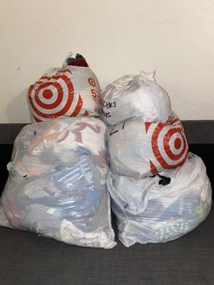 BAGS FULL OF Baby boy clothes for Sale in Colton, CA
