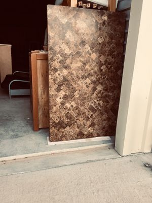 SOLID MARBLE TABLE-GENUINE for Sale in El Paso, TX