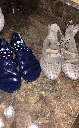 Toddler girl shoes for Sale in Midland, TX