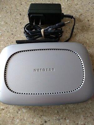Netgear WGR614 54 Mbps 4-Port 10/100 Wireless G Router (WGR614v2) for Sale in Bellevue, WA