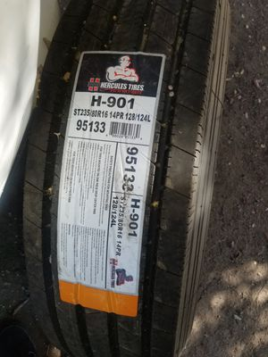 New Tire ST 235/80/16 for Sale in Pumpkin Center, CA