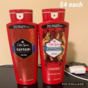 Old spice bodywash for Sale in Los Angeles, CA