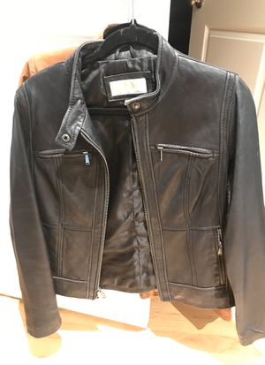 Michael Kors leather jacket for Sale in Lexington, MA
