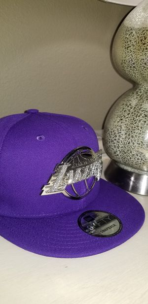New Era Team Gem Los Angeles Lakers Cap for Sale in Puyallup, WA