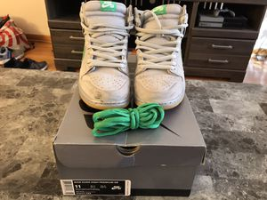 Nike Dunk SB Silver Box Size 11 for Sale in Chicago, IL